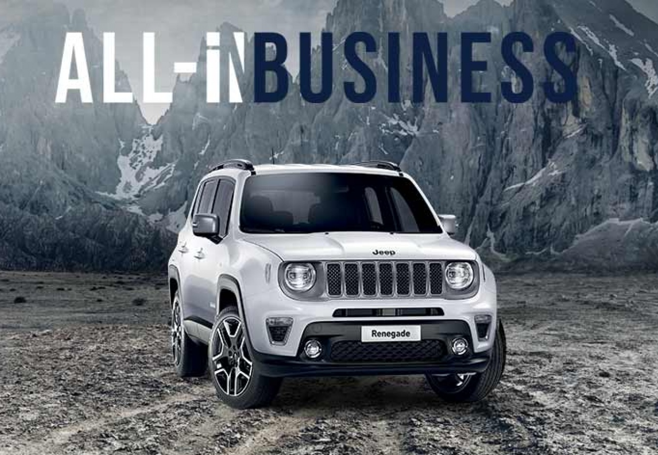 Jeep Renegade - Business Revolution