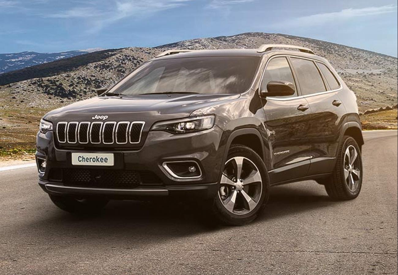 Jeep Cherokee - Finanziamento