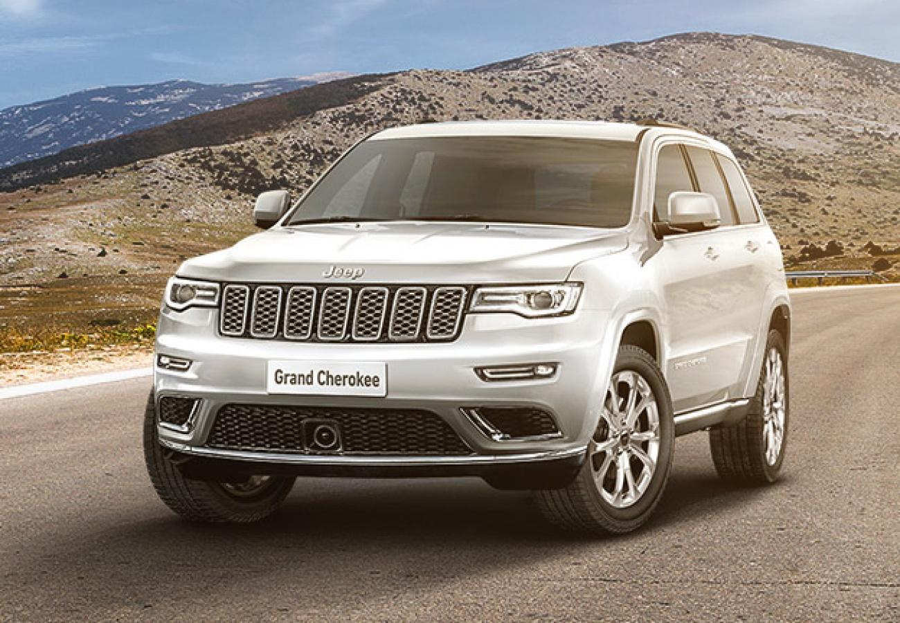 Jeep Grand Cherokee - Finanziamento