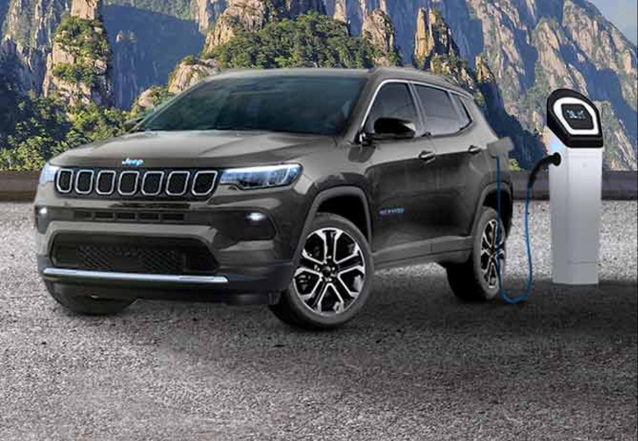 Nuova Jeep Renegade 4xe Plug-in Hybrid - Finanziamento Jeep Free