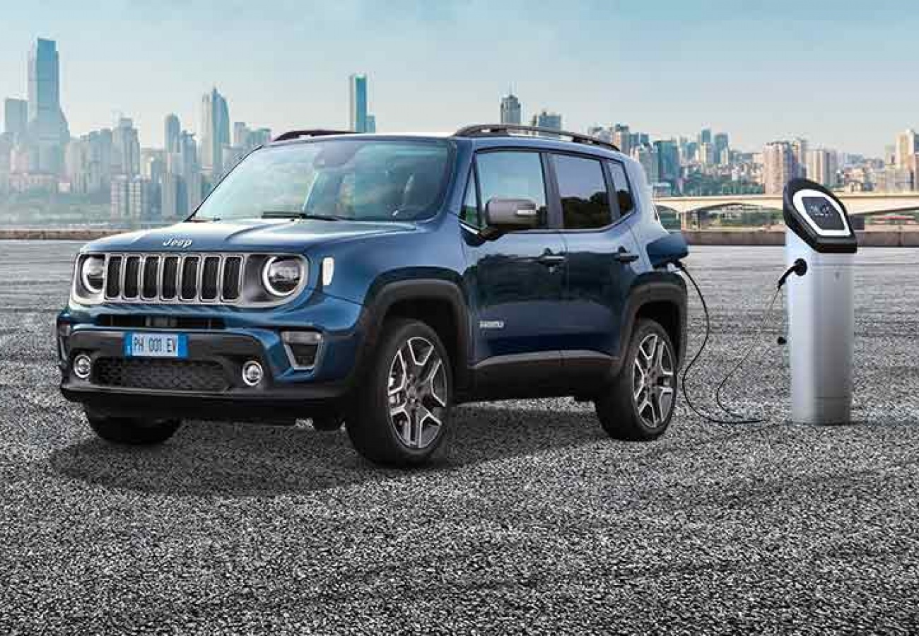 Jeep Renegade - Be free pro