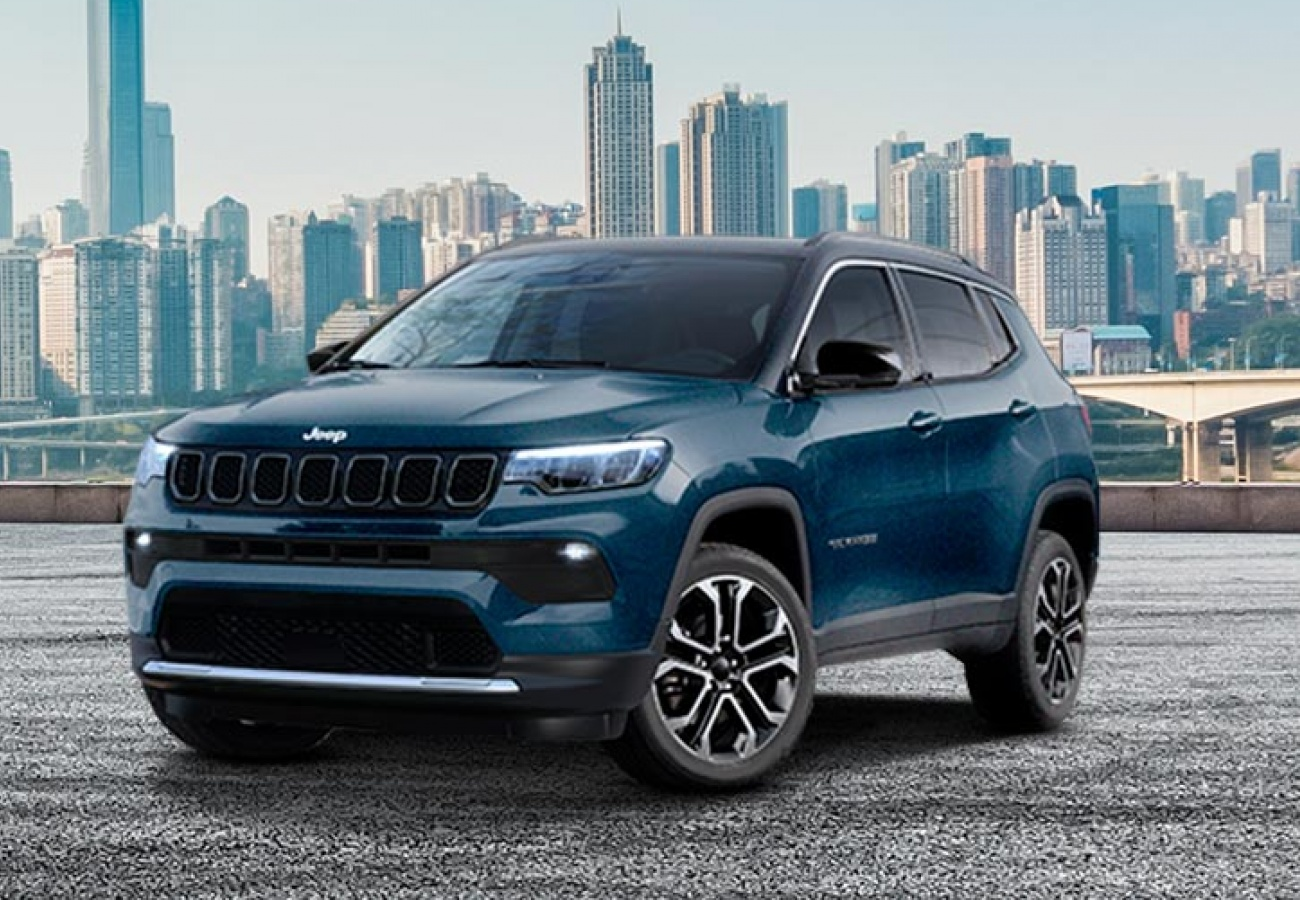 Jeep Compass - Be free pro