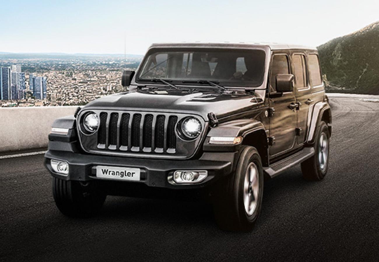 Nuova Jeep Wrangler - Finanziamento