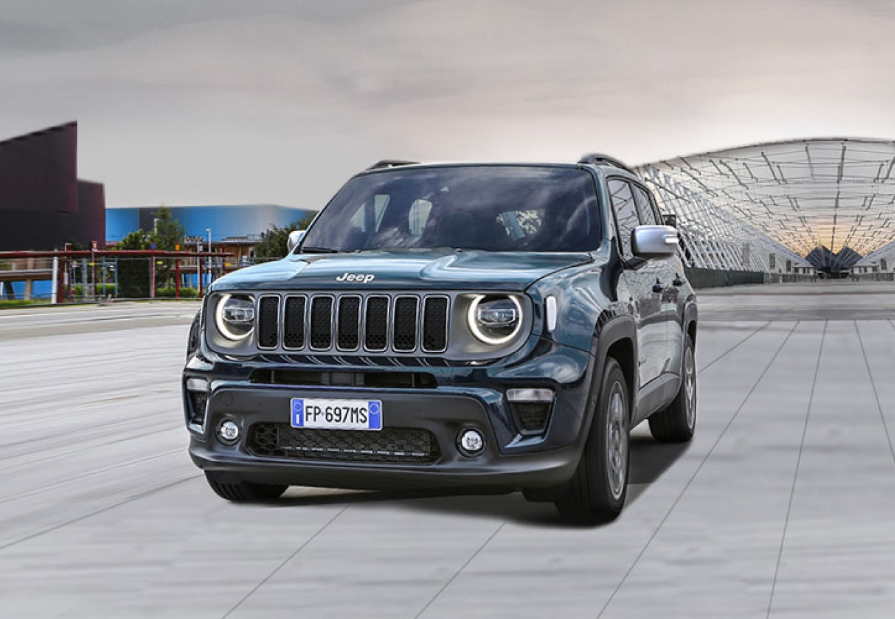 Jeep Renegade - Miles