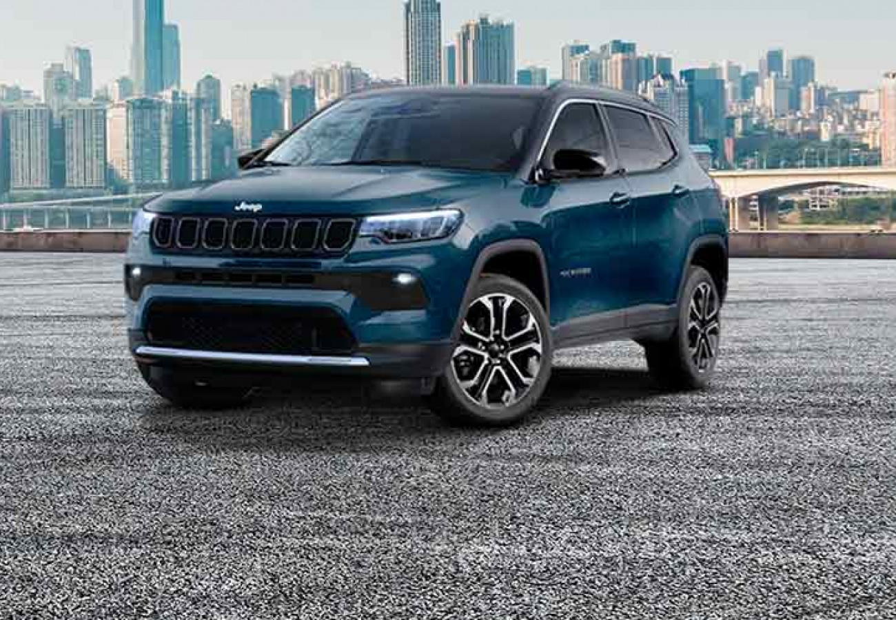 Jeep Compass - Miles