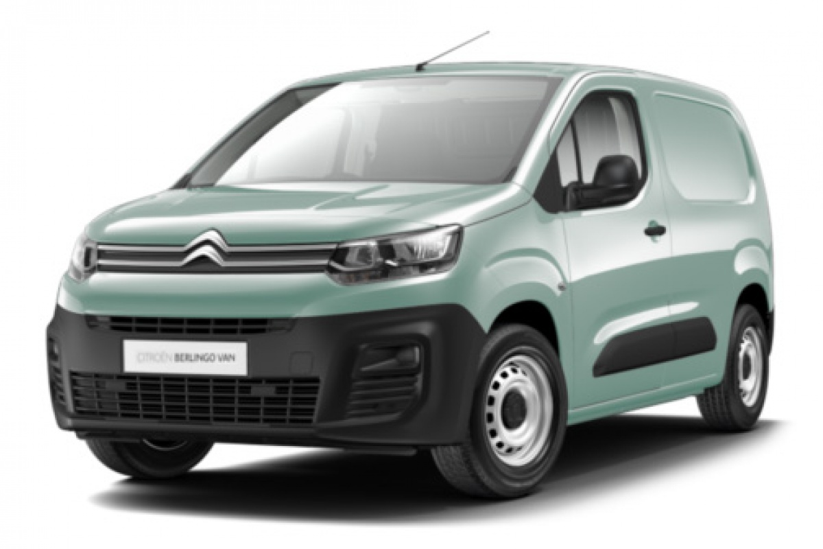 Nuovo Berlingo Van